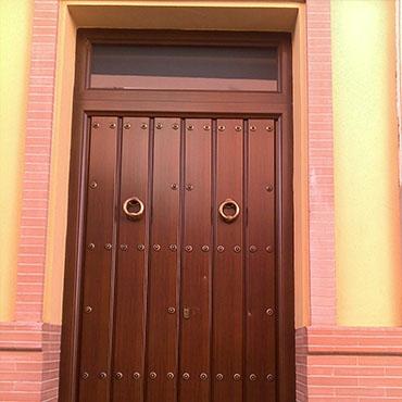 Puertas de calle